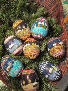 Some Christmas Village eggs that I did. Please note the 'Star Carolers' These were fun to do. I just might teach a class in them at PysankyUSA Retreat 2015 Please click on pictures for them to enlarge.And yes that is KBS varnish. Merry Christmas to all, love and peace Jim/PysankyUSA.