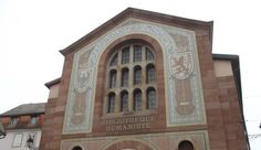 bibliothèque humaniste de sélestat, stadtbibliothek-museum