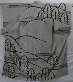 houmongi scenery pattern