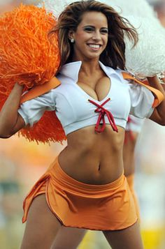 Tampa Bay Buccaneers Cheerleader
