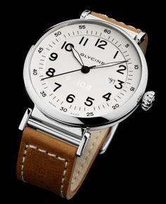 GLYCINE F 104 automatic Ref. 3896 - Swiss made watches - SwissTime