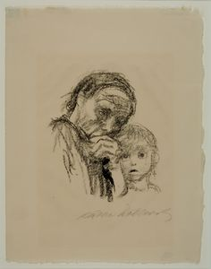 the culture that shaped kathe kollwitz Neil macgregor focuses on the art of kathe kollwitz, witness to the suffering of war.