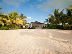 Beach Front 6 Bedroom Luxury Villa in Jolly Harbour Antigua