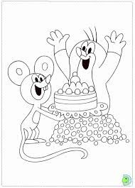 16 The Mole printable coloring pages for kids. Find on coloring-book thousands of coloring pages. Printable Coloring Pages, Coloring Pages For Kids, Coloring Books, La Petite Taupe, Birthday Coloring Pages, The Mole, Cake Templates, Teaching Kindergarten, Book Activities