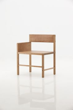 Bahk Jong Sun- Trans 13-2004, 2013, Cherry,   37 H by 23 1/2 W by 32 3/4 D inches (93.5 x 59.5 x 83 cm) #edwardtylernahemfineart #ETN #ETNFA #edwardnahem #NYCgallery #bahkjongsun #gallery #art #57thstreetgallery #koreancontemporarydesign #furnituredesign #modernfurniture