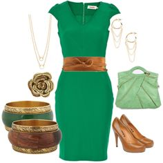 Green & Brown, created by yjmunson