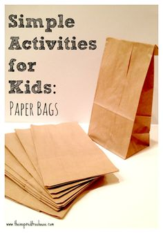1000 Images About Simple Play On Pinterest Activities