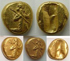 Daric, Achaemenid #Achaemenids
