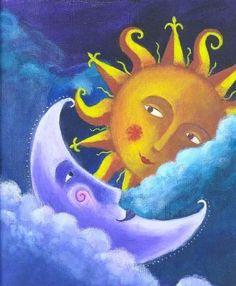 sole e luna - Cerca con Google