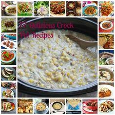77 Delicious Crock Pot Recipes