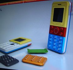 Bricks ain't what they used to be as Lego 'develops mobile phone'