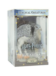 Harry Potter Magical Creatures Buckbeak Figure,