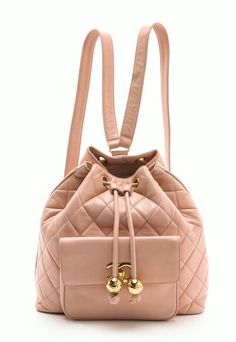 A Chanel handbag is anticipated to get trendy. So how could you get a Chanel handbag? Chanel Backpack, Chanel Purse, Chanel Handbags, Purses And Handbags, Designer Handbags, Chanel Pink, Chanel Bags, Photography Tattoo, Designer Shoes