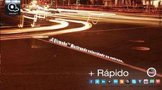 Velocidade nas entregas -  Qismoke™ Pronta entrega by QiSmoke Cigarros Eletronicos, via Behance