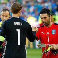 Neuer & Buffon