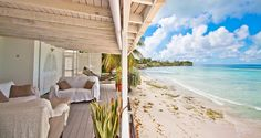 Rental -- COTTON HOUSE - Barbados