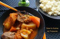 Couscous au Boeuf et Légumes d'Hiver