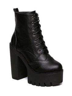 SHARE & Get it FREE | Zipper Black Lace-Up Short BootsFor Fashion Lovers only:80,000+ Items • New Arrivals Daily Join Zaful: Get YOUR $50 NOW!