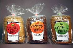 Bread Packaging | Mallory Violette