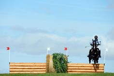 Cross-Country at Le Pin National Stud ©Philippe Millereau