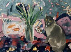 Henri Matisse...Still Life with #cat