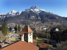 Sallanches- à découvrir avec les Guides du Patrimoine des Pays de Savoie! http://www.gpps.fr/Guides-du-Patrimoine-des-Pays-de-Savoie/Pages/Site/Visites-en-Savoie-Mont-Blanc/Faucigny/Pays-du-Mont-Blanc/Sallanches