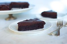 In ganache replace semi sweet chocolate with milk chocolate then sprinkle top with sea salt.