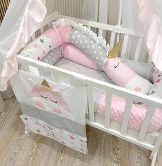 Baby Nursery Themes, Nursery Room Decor, Baby Decor, Girl Nursery, Girl Room, Unicorn Gifts, Toy Unicorn, Unicorn Party, Stuffed Unicorn