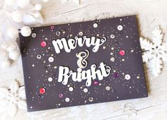Merry and Bright Christmas!