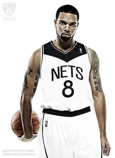 Brooklyn Nets Deron Williams