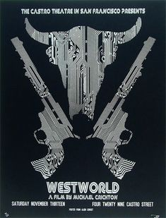 Westworld Movie Poster