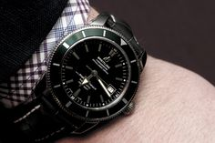 breitling superocean heritage 46 - Google Search
