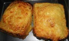 Neodolateľné kokosové rezy s pudingovým krémom - Báječná vareška Baked Potato, Kfc, French Toast, Recipies, Muffin, Brunch, Bread, Baking, Breakfast