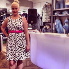 Zizzi, grote maten mode, jurkje, zomercollectie