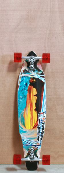 """Sector 9 33"""" Chamber Longboard Complete"""
