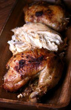 Rotisserie Chicken in the crockpot.