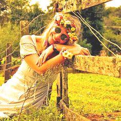 flower child.
