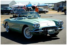 :-) Cool Old Cars, Hot Cars, Corvette, Classic Cars, Bmw, Sweet, Candy, Corvettes, Vintage Classic Cars