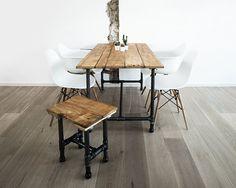 Tisch 4/6-Sitzer von Rheintisch auf Etsy