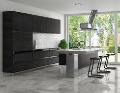 27 bilder på kök i grått – fin inspiration till köket! – Sköna hem