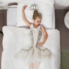 Sua filha sonha em ser bailarina? Então esse Edredom é perfeito para ela!! #HiperOriginal #Balé #Bailarina #HO!