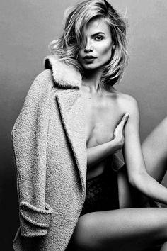 amy-ambrosio: Natasha Poly by Alique for S Moda Magazine, October 2015.