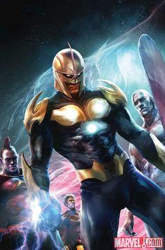 Nova Marvel | nova-thanos-imperative-cover.jpg (199361 bytes)