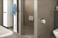 Soft Line badkamer - Moderne badkamer