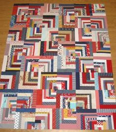 Quilting like a Maniac- Relaxing through Quilting.