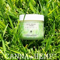 Canna Hemps #PainReliefCreme is a Life Savor! Relieve your aches, pains & get moving! Canna Hemp Pain Relief Cream is commonly used to provide cold and heat therapy to areas of discomfort for pre/post-workout, inflammation, arthritis, and joint pain, simple backaches, muscle spasms and strains, bruises, cramps and headaches. #MyCannaHemp #CannaHemp #Cbd @MyCannHemp
