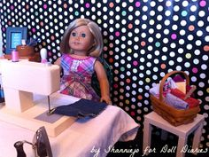 Sew Cute! Sewing & Craft room.