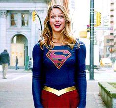 gif, Supergirl, and kara zor-el image