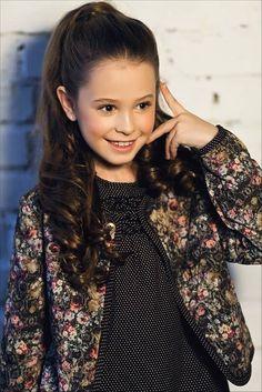 Valentina Gold (born June 29, 2005) Russian child model. Evgeniya Proyavko Photography