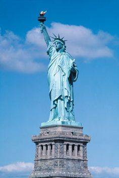 Statue of Liberty #NewYork #Skyride #NYSkyride